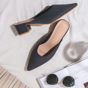 NEW- TIJN SHOES MULES